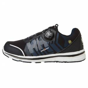 HH Workwear Workwear Oslo Low Boa O1 Safety Shoes Navy 40
