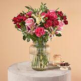 Serenata Flowers Scarlett Pimpernel