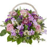 Serenata Flowers Remembrance Basket