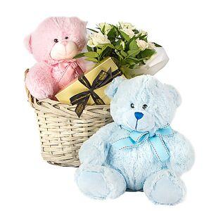 Serenata Flowers Twins - Girl and Boy
