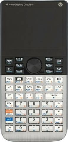 HP Prime G2 Graphing Calculator, B