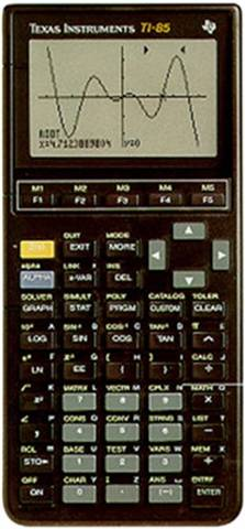 Texas Instruments TI-85 Graphing Calculator, B