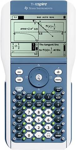 Texas Instruments TI-Nspire Graphing Calculator, B