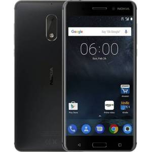 Nokia 6 32GB Black, Unlocked B