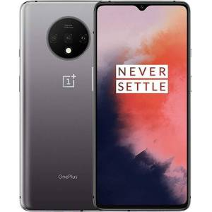 OnePlus 7T 8GB+128GB Dual Sim Frosted Silver 4G, Unlocked A