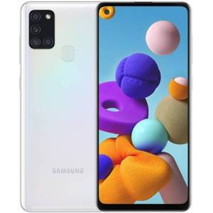 Samsung Galaxy A21S Dual Sim 32GB White, Unlocked B