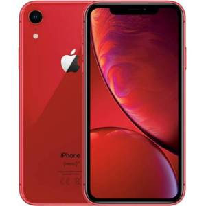 Apple iPhone XR 128GB Product Red, EE B