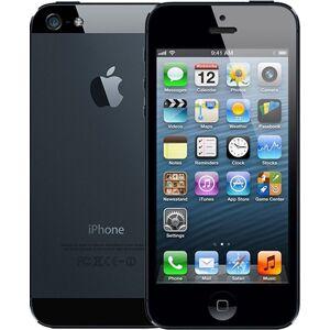 Apple iPhone 5 16GB Black, Vodafone C