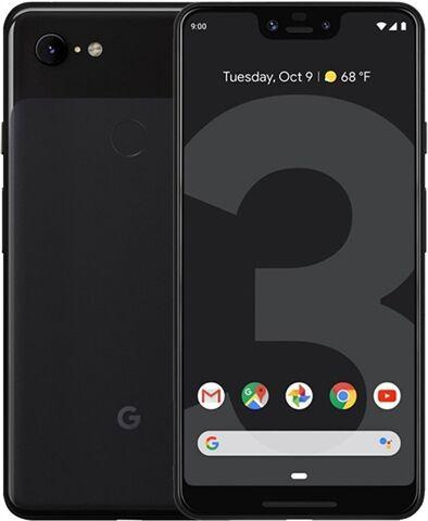 Google Pixel 3 XL 64GB Just Black, Vodafone C