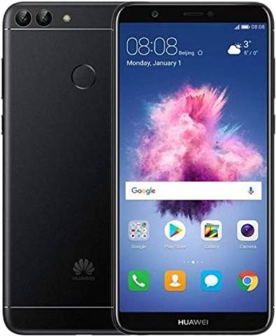 Refurbished: Huawei P Smart 32GB Black, Unlocked C