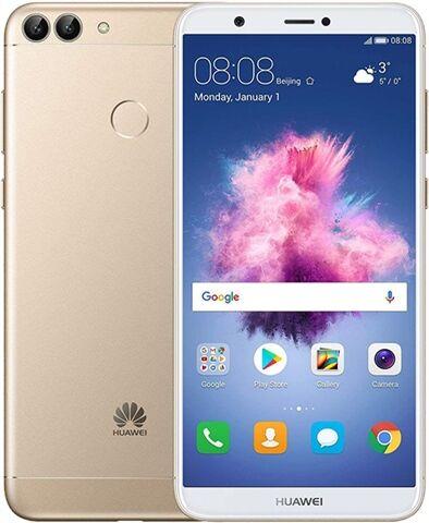 Huawei P Smart 32GB Gold, Unlocked C