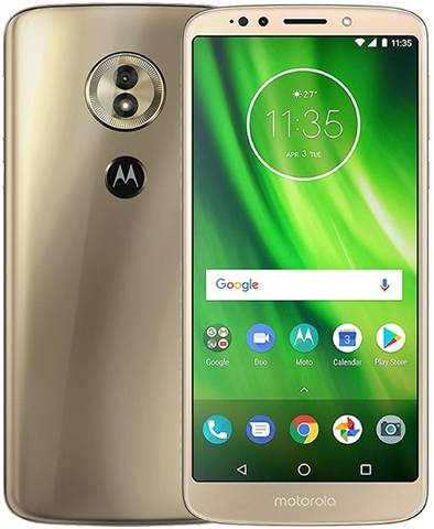Motorola Moto G6 Play 32GB Fine Gold, Unlocked B
