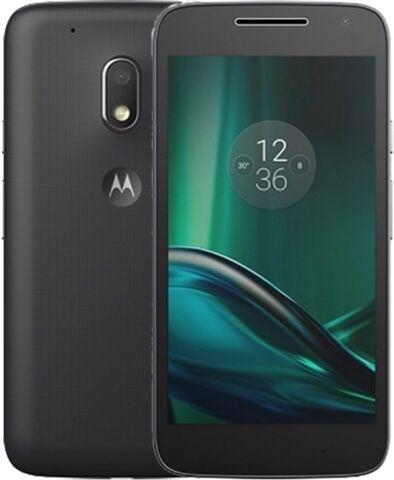 Motorola Moto G4 Play XT1604 16GB Black, Unlocked B