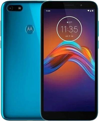 Moto E6 Play 32GB Ocean Blue, Unlocked B