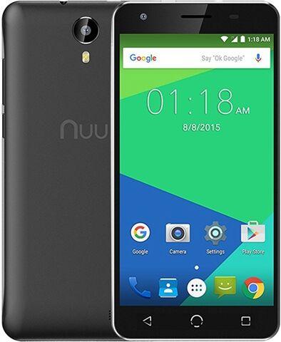 Refurbished: NUU Mobile N5L 8GB, Unlocked B