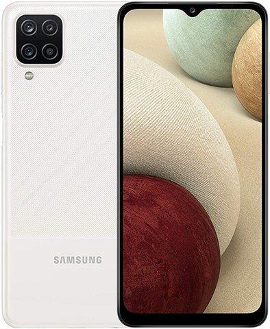 Refurbished: Samsung Galaxy A12 Dual Sim (4GB+64GB) White, Unlocked B