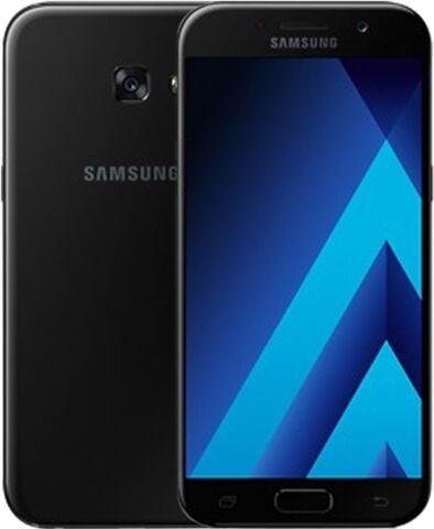 Refurbished: Samsung Galaxy A5 A520F (2017) 32GB Black, EE B