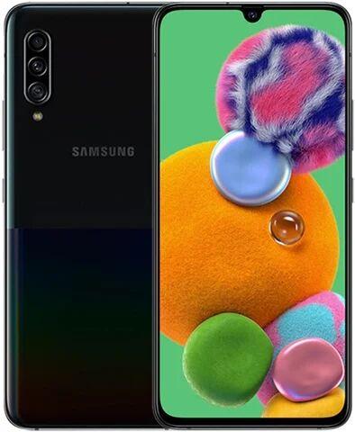 Refurbished: Samsung Galaxy A90 5G 128GB Black, Vodafone B
