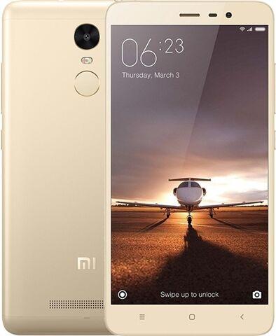 Refurbished: Xiaomi Redmi Note 3 Dual Sim 32GB Gold , Unlocked B