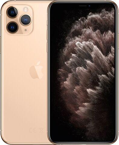 Refurbished: Apple iPhone 11 Pro 64GB Gold, Unlocked B