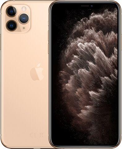 Refurbished: Apple iPhone 11 Pro Max 64GB Gold, EE C