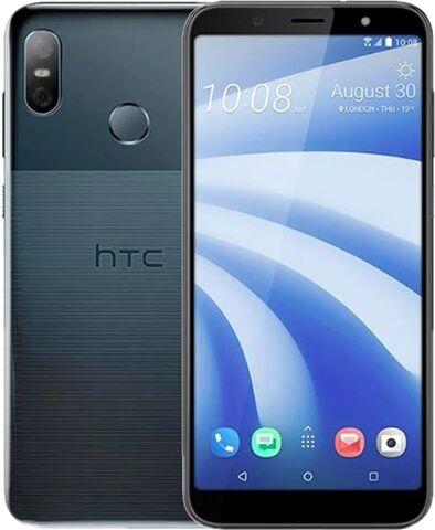 HTC U12 Life Dual Sim 64GB Moonlight Blue, Unlocked B
