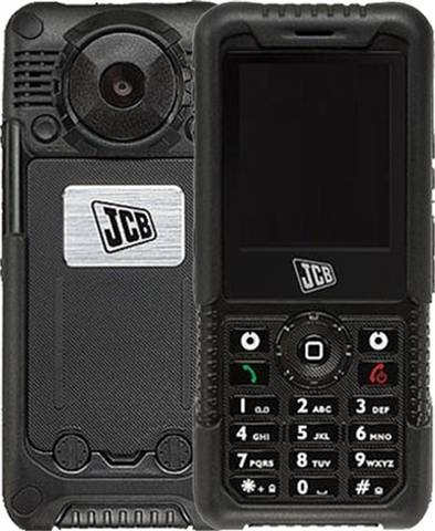 JCB Tough Phone TP803, Unlocked B