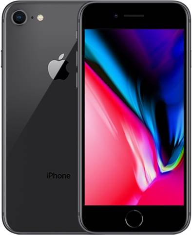Apple iPhone 8 256GB Space Grey, Vodafone B