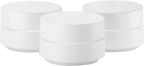 Google WiFi Whole Home System (x3 Unit), A