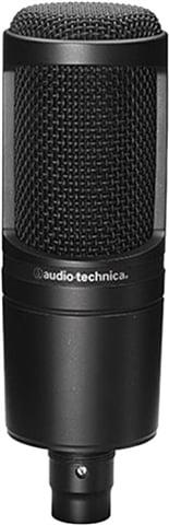 Refurbished: Audio Technica AT2020 Condenser Mic