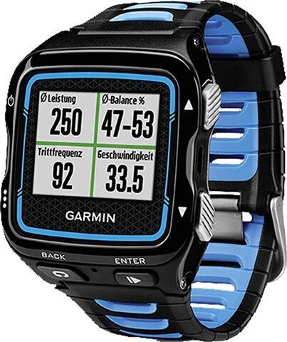 Refurbished: Garmin Forerunner 920XT GPS Multisport Watch, Blue & Black, C