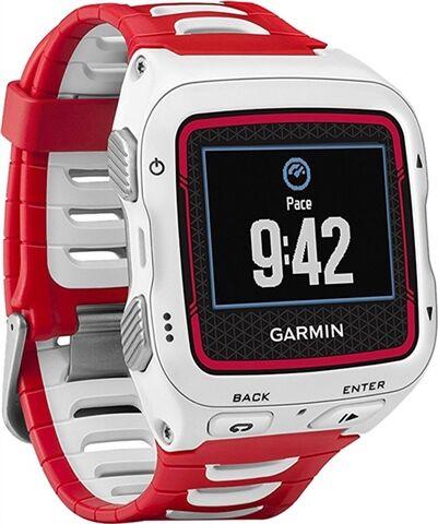 Refurbished: Garmin Forerunner 920XT GPS Multisport Watch, Red & White, B