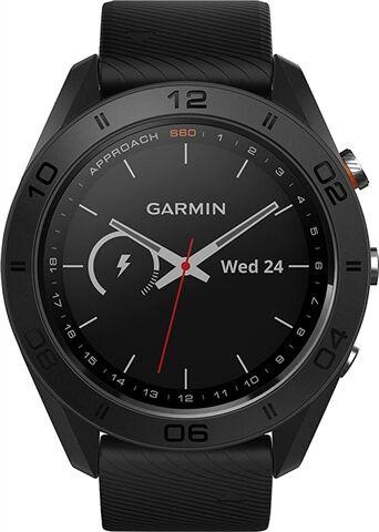 Refurbished: Garmin Approach S60 GPS Watch, A