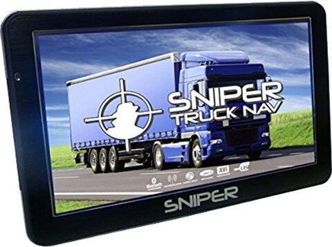 Refurbished: Sniper SN-701T Truck GPS, A