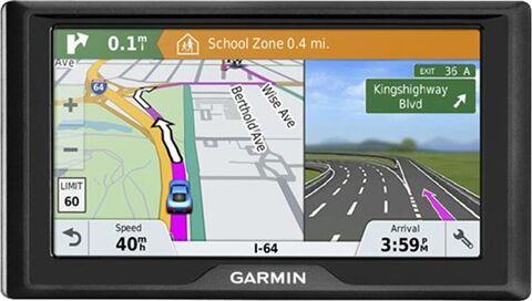 "Refurbished: Garmin Drive 61LMT 6"" GPS, B"