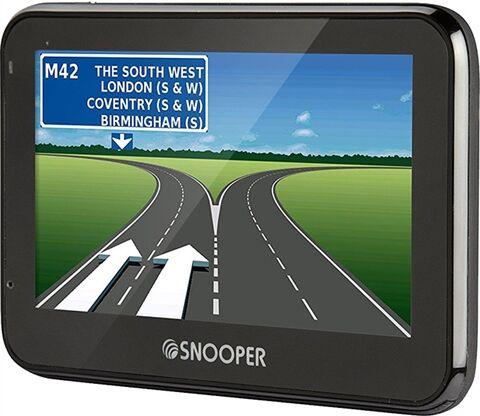 Refurbished: Snooper S2700 4.3 Inch Satellite Navigation System, B