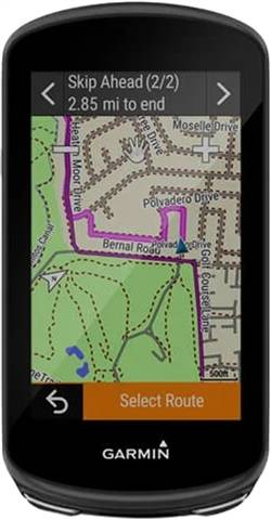Refurbished: Garmin Edge 1030 Plus GPS, A