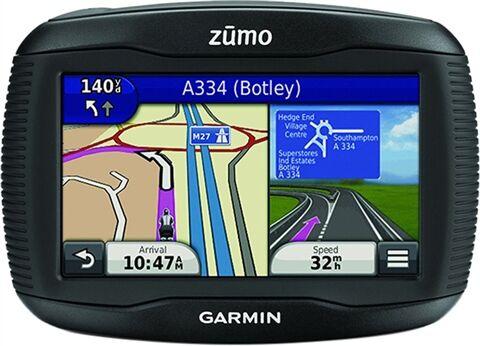 Garmin Zumo 390LM Motorcycle GPS UK/Europe, B