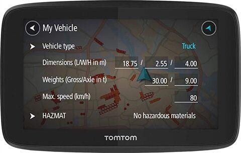 TomTom PRO 7350 (Europe), B