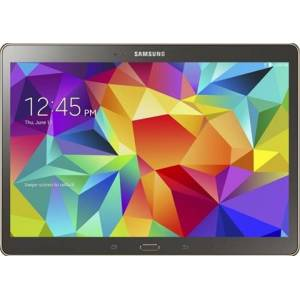"Samsung Galaxy Tab S 10.5"" 16GB Titanium Bronze, WiFi B"