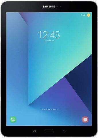 "Samsung Galaxy Tab S3 SM-T825 32GB 9.7"" Silver (With Pen), Unlocked A"