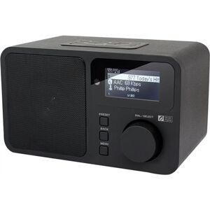 Ocean Digital WR-232 Wifi Internet Radio Receiver, B