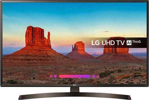 """LG 43UK6400PLF 43"""" 4K UHD LED TV, A"""