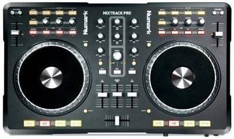 Refurbished: Numark Mixtrack Pro DJ Controller w/ Integrated Audio Interface, B