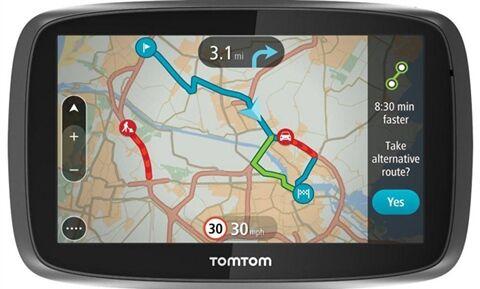 TomTom GO 5000 Europe Sat Nav, B