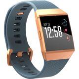 Fitbit Ionic Smartwatch (Slate Blue/Burnt Orange), A