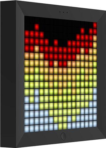 "Refurbished: Divoom Pixoo Pixel Art 9"" Digital Picture Frame,B"