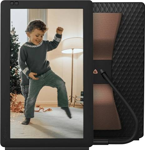 """Refurbished: Nixplay Seed W13C 13.3"""" Smart Photo Frame With Bluetooth Speakers, A"""