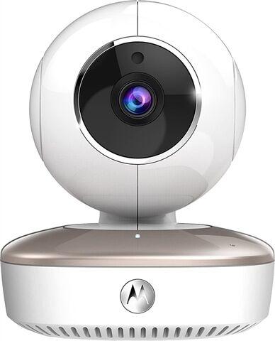 Refurbished: Motorola Smart Nursery Portable Wi-Fi Baby Monitoring Camera, B