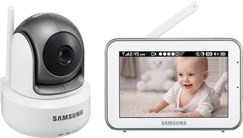 SAMSUNG SEW-3043W Baby Video Monitoring System, B